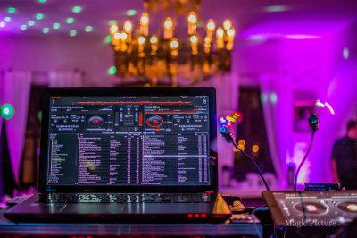 DJ Magic macht jeder Feier zu einem Erfolg